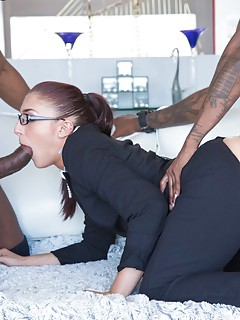 Interracial Big Ass Porn